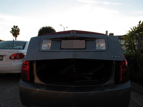 Cadillac - CTS - 3157 - LED - Reverse - Lights - 4